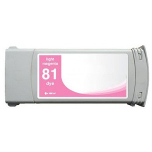 HP C4935A - no. 81 light magenta - kompatibilný
